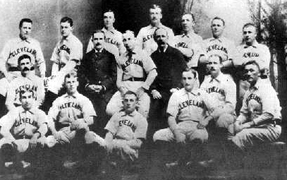 1895 Cleveland Spiders