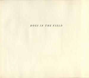 Dogs in the Field