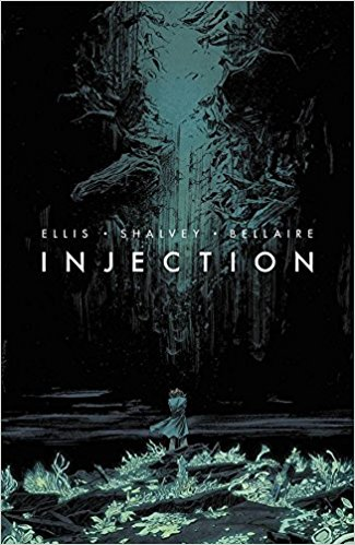 Injection. Volume One (book jacket)
