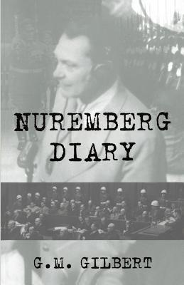 Nuremberg Diary (jacket cover)