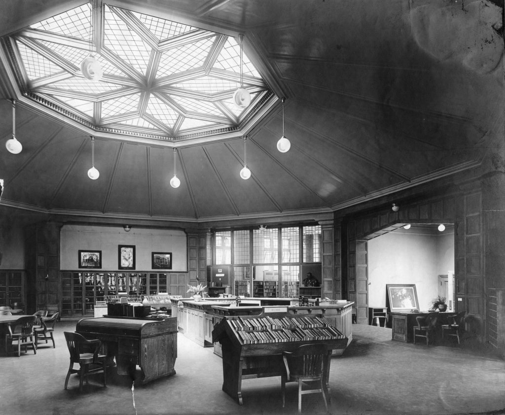 South Branch Main Circulating Room