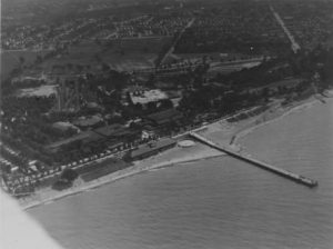 Euclid Beach Park, taken by Nelson Grover in 1926