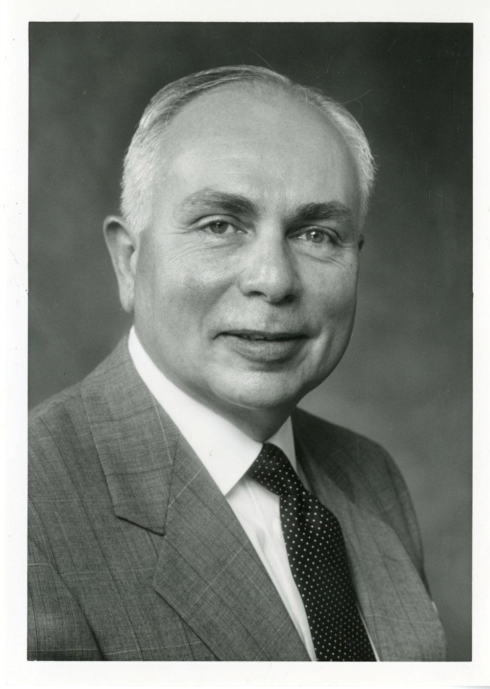 Ted Sande, photo copyright by Herbert Ascherman, Jr.
