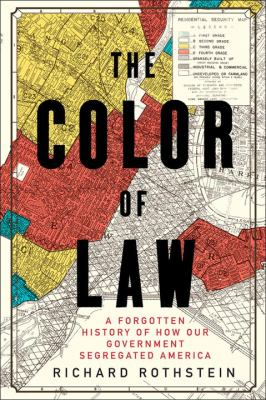 Color of Law book jacket
