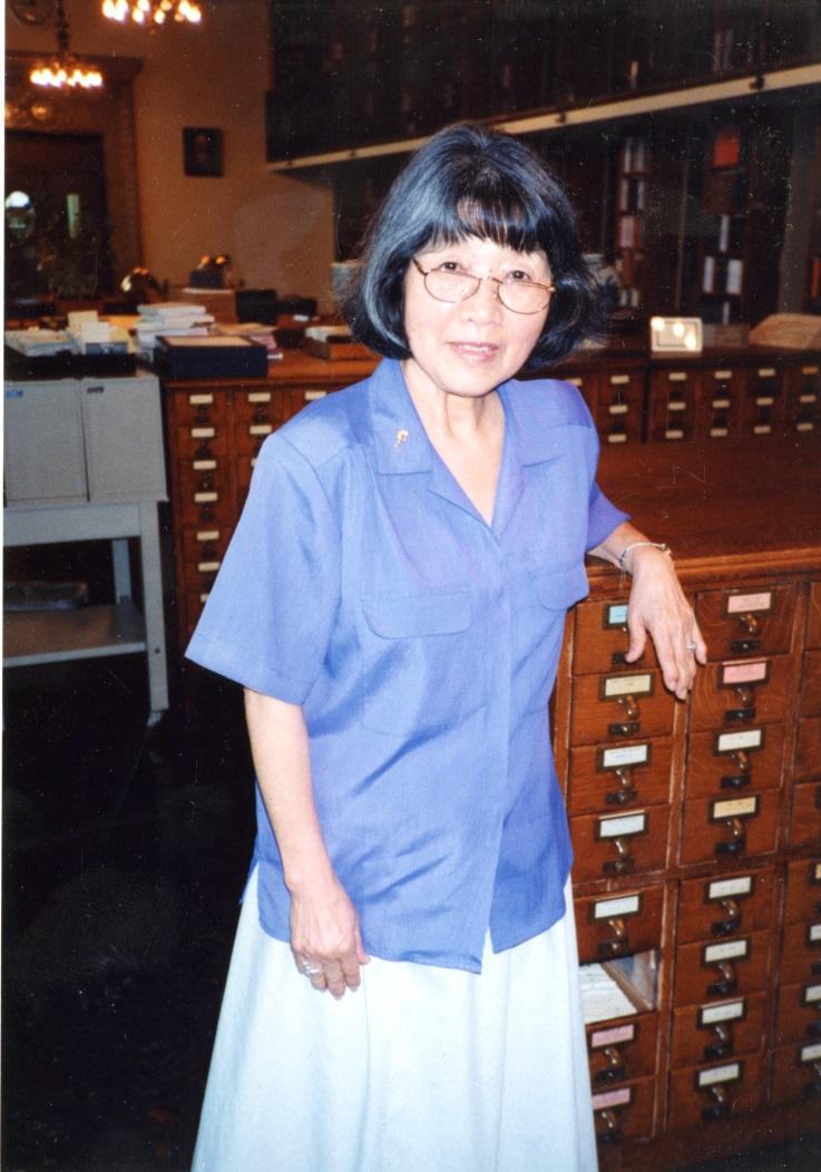 Dr. Motoko B. Yatabe Reece