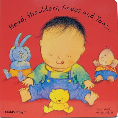 Head Shoulders Knees book jacket