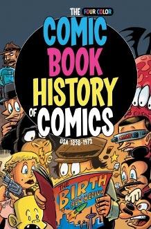History of Comics jacket cover