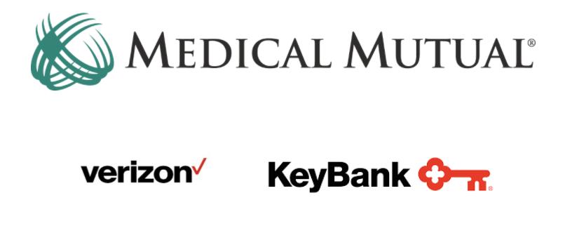 Medical Mutual Verizon Keybank