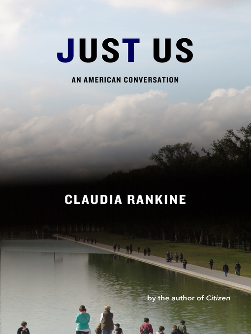 Just Us Book Jacket