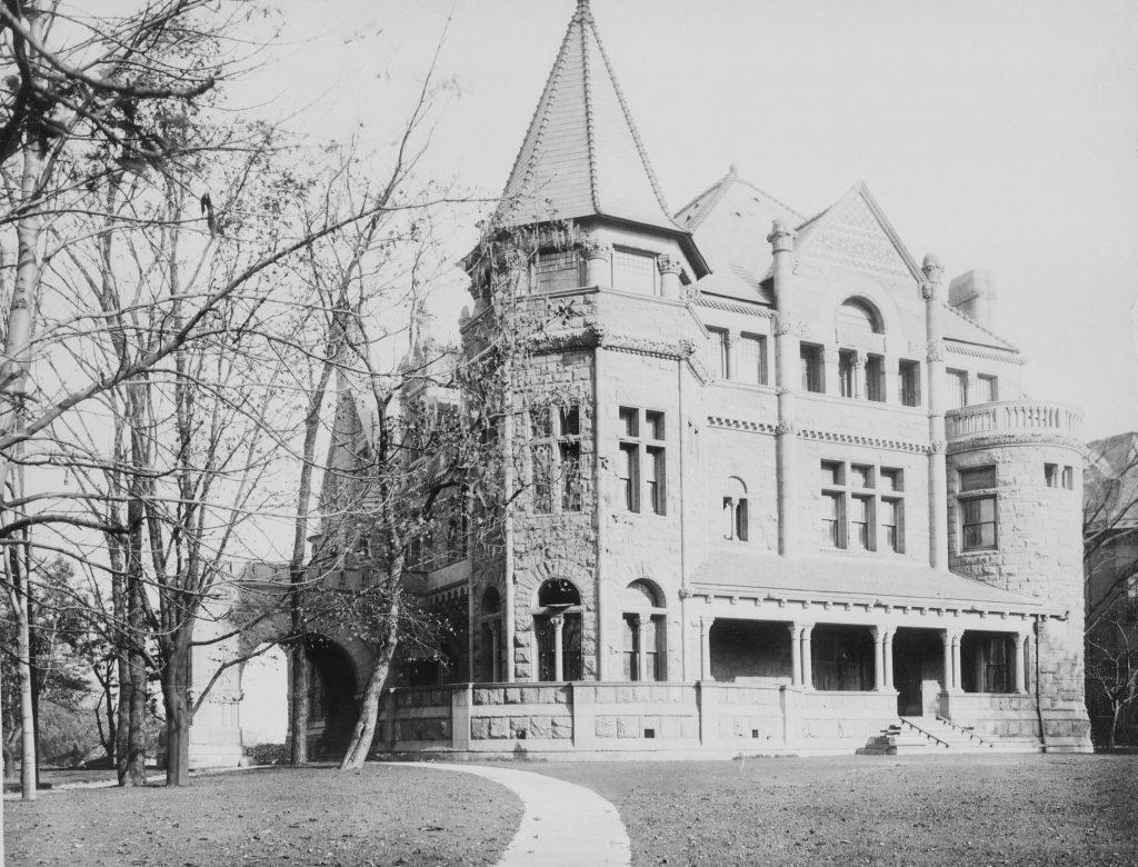 Sylvester T. Everett Residence-Exterior
