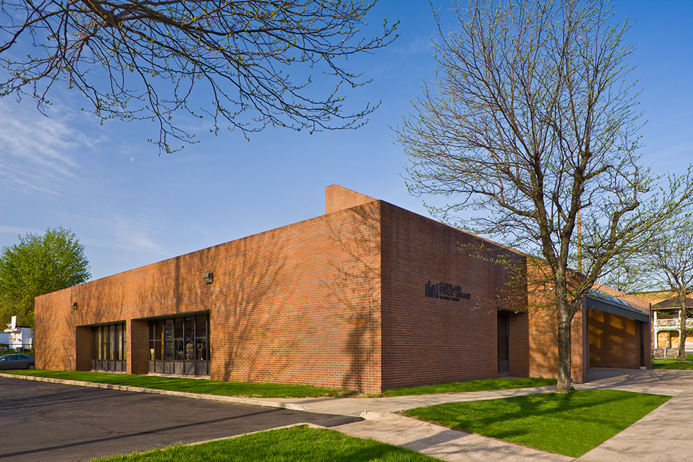 Glenville Branch of the Cleveland Public Library
