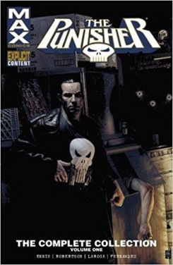 The Punisher (book jacket)