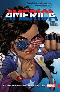 America book jacket