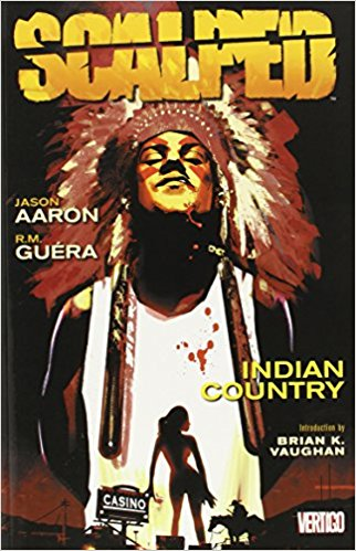 Scalped (book jacket)