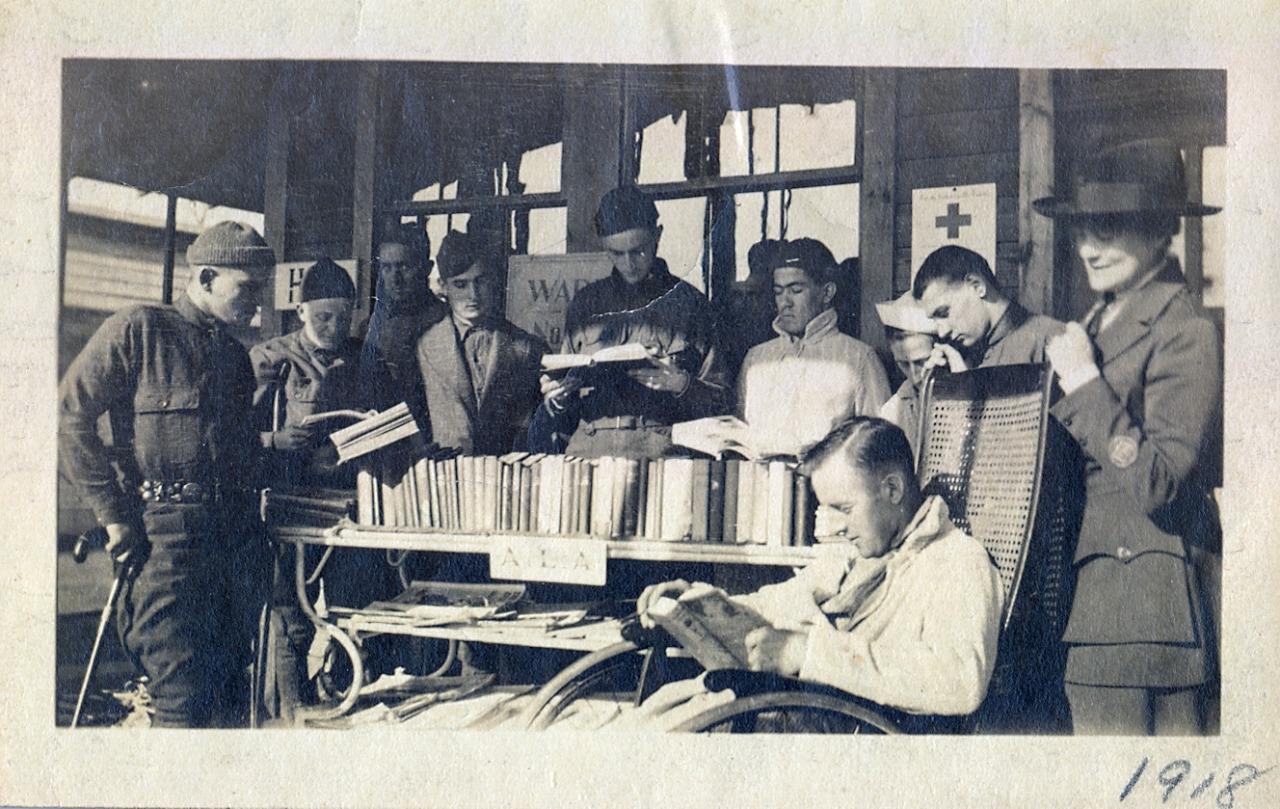 Ala War Service Cleveland Public Library