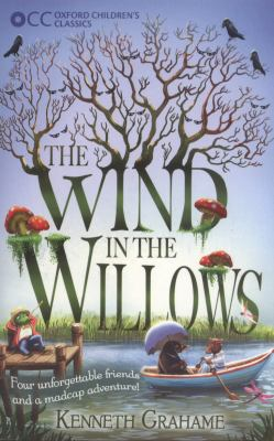 Wind in the Willows jacket cover