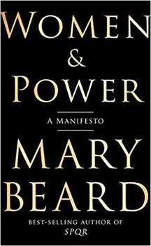 Women & Power (book jacket)
