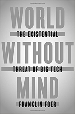 World Without Mind (book jacket)